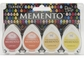 Memento Dew Drop Dyes 4-Pack - Camp Fire
