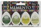 Memento Dew Drop Dyes 4-Pack - Greenhouse