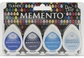 Memento Dew Drop Dyes 4-Pack - Ocean