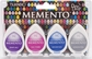 Memento Dew Drop Dyes 4-Pack - Rainy Daze