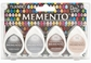 Memento Dew Drop Dyes 4-Pack - Stone Mountain