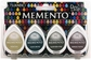 Memento Dew Drop Dyes 4-Pack - Central Park