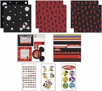 """Mickey Mouse & Friends Page Kit - 12""""x12"""""""