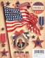 Military Grand Adhesions Embellishments - American Flag