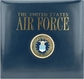 "Military Postbound Scrapbook 12""x12"" - Air Force"