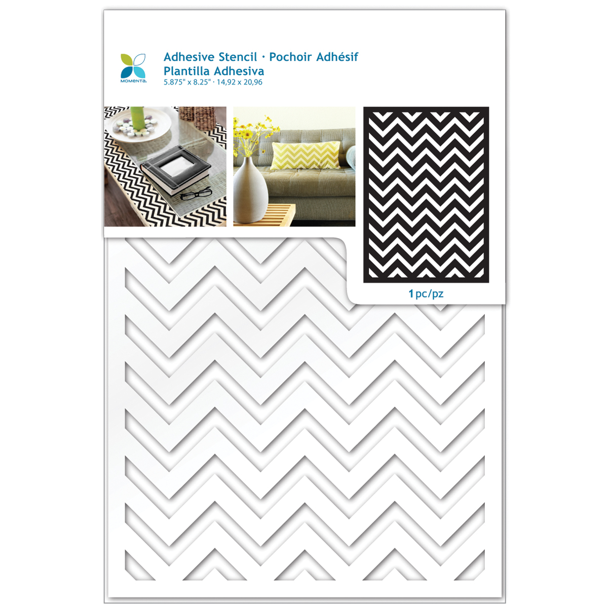 adhesive stencil paper Makes a strong non-adhesive stencil which can be if you've applied re-positionable adhesive spray to the back,then place on saran wrap or wax paper to prevent.