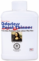 Mona Lisa Odorless Thinner - 8 Ounces