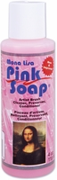 Mona Lisa Pink Soap - 4 Ounces