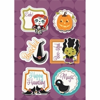 Monster Mash Sticker Stackers - Boo-tiful Friends