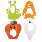 Monsters Door Knob Silhouettes - Ghost