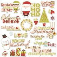 More Christmas Scrapbooking