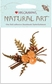 Mrs. Grossman's Natural Art Stickers - Fall Sprig