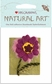 Mrs. Grossman's Natural Art Stickers - Purple Gerber Daisy