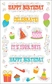 Mrs. Grossman's Stickers - Birthday Party