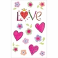 Mrs. Grossman's Stickers - Blooming Love
