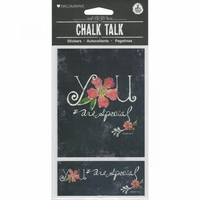 Mrs. Grossman's Stickers - Chalk Talk/You Are Special
