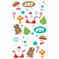 Mrs. Grossman's Stickers - Christmas Joy