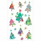 Mrs. Grossman's Stickers - Christmas Trees