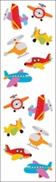 Mrs. Grossman's Stickers - Chubby Airplanes