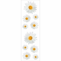 Mrs. Grossman's Stickers - Daisies