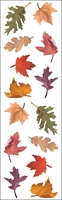 Mrs. Grossman's Stickers - Fall Leaves