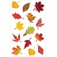 Mrs. Grossman's Stickers - Falling Leaves