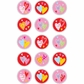 Mrs. Grossman's Stickers - Hearts Seals
