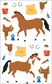 Mrs. Grossman's Stickers - Horse Tack