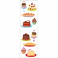 Mrs. Grossman's Stickers - Just Desserts