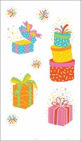 Mrs. Grossman's Stickers - Magical Presents