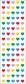 Mrs. Grossman's Stickers - Micro Hearts