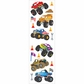 Mrs. Grossman's Stickers - Monster Trucks