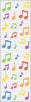 Mrs. Grossman's Stickers - Music Notes