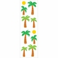 Mrs. Grossman's Stickers - Palm Trees & Sun