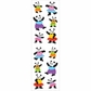 Mrs. Grossman's Stickers - Playful Pandas