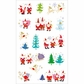 Mrs. Grossman's Stickers - Santa's Little Helper