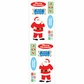 Mrs. Grossman's Stickers - Santa Says