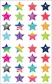 Mrs. Grossman's Stickers - Star Struck