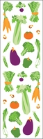 Mrs. Grossman's Stickers - Vegetables