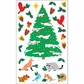 Mrs. Grossman's Stickers - Woodland Christmas