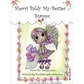 My Besties Clear Stamps - Violet Valentine