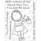 My Favorite Things Pure Innocence Clear Stamps - Magician