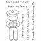 My Favorite Things Pure Innocence Clear Stamps - Policeman