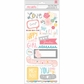 My Girl Remarks Stickers - Sweetie