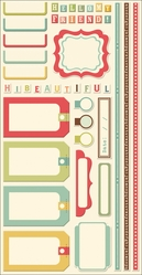 Odds & Ends Cardstock Stickers - Click to enlarge