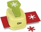 Paper Blossoms Lever Punch - Alpine Snowflake/For Rose