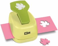 Paper Blossoms Lever Punch - Grape Leaf/For Peony