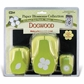 Paper Blossoms Punch Set/3 w/Molding Mat - Dogwood