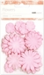 Paper Flowers Mixed Pack - Baby Pink