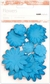 Paper Flowers Mixed Pack - Lagoon
